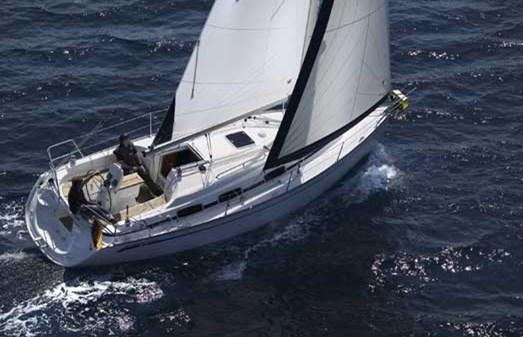 sail Bavaria 30 Cruiser
