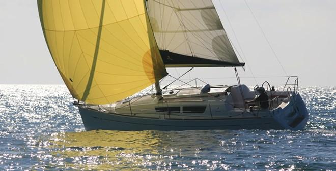 sail Jeanneau Sun Odyssey 30i