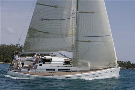 sail Dufour 34 Evolution