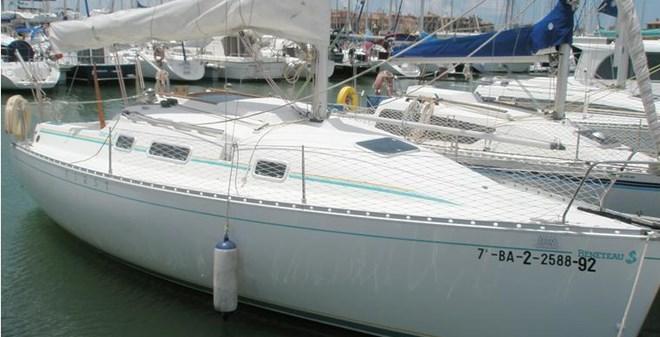 sail Beneteau First 265