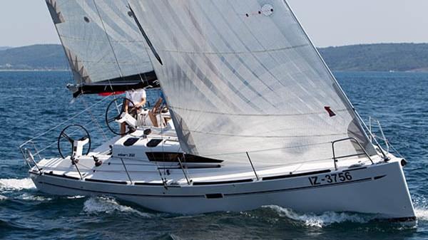 sail Elan 350