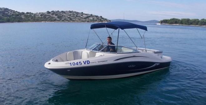 motor Sea Ray 185 Sport