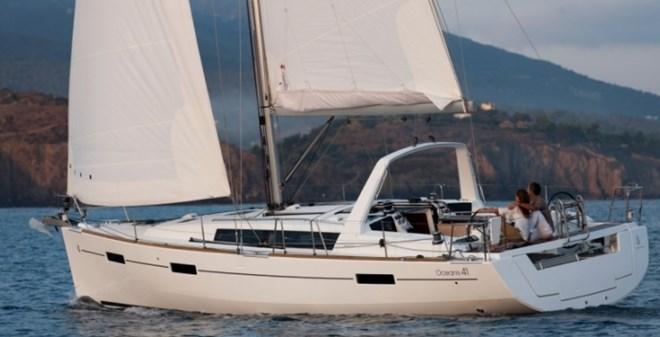 sail Beneteau Oceanis 41