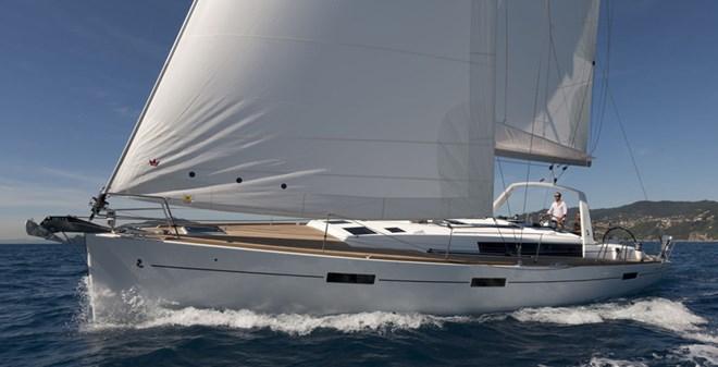 sail Beneteau Oceanis 45