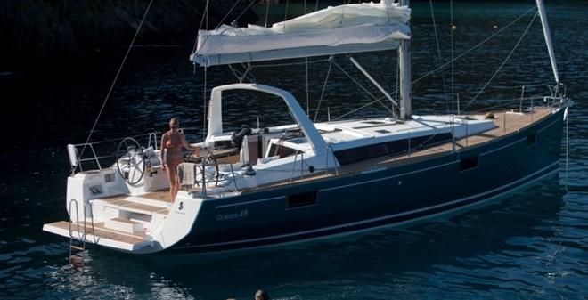 sail Beneteau Oceanis 48  5 cab