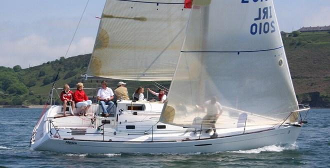 sail Beneteau First 31.7