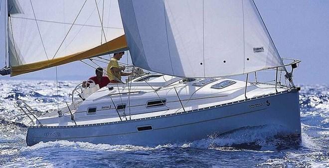 sail Beneteau Oceanis 311