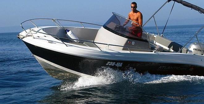 motor Atlantic Marine 670 Open