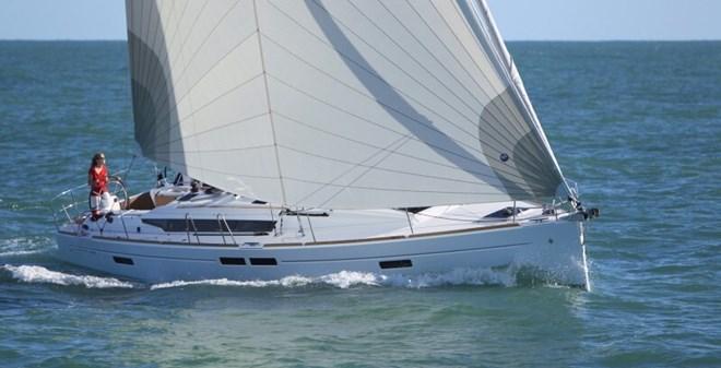sail Jeanneau Sun Odyssey 469