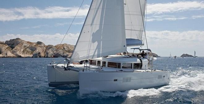 catamarans Lagoon 400 S2
