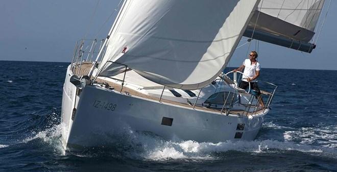 sail Elan 494 Impression
