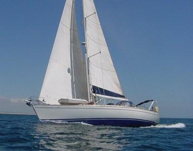 sail Dufour 50