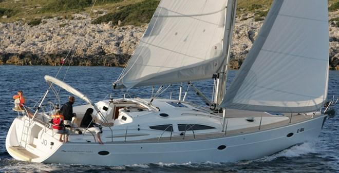 sail Elan 434 Impression