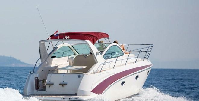 motor Pearlsea 33 Open