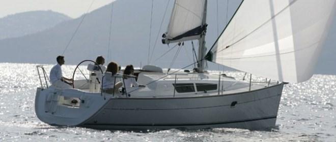 sail Jeanneau Sun Odyssey 32