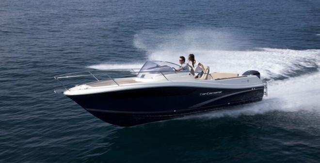 motor Jeanneau Cap Camarat 7.5