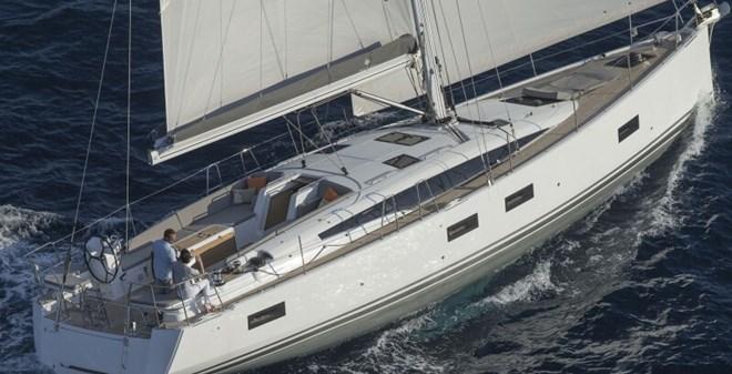 sail Jeanneau 54