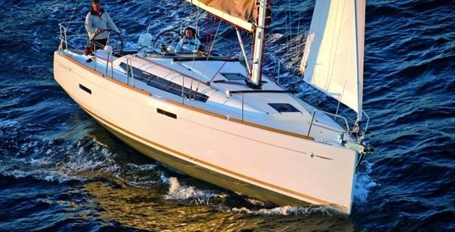 sail Jeanneau Sun Odyssey 389