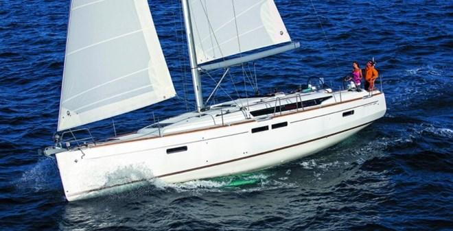 sail Jeanneau Sun Odyssey 479