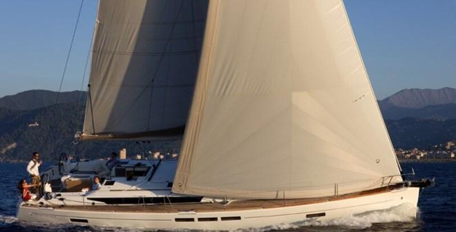 sail Jeanneau Sun Odyssey 519