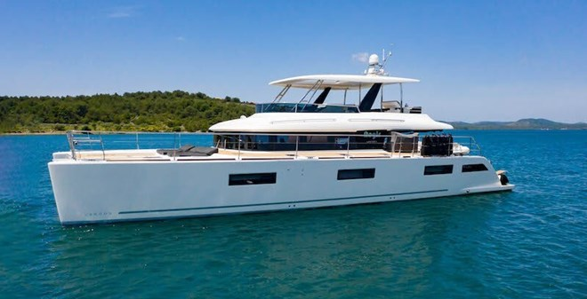 megayachts Lagoon 630 Motor yacht