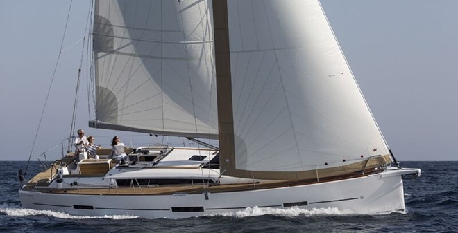 sail Dufour 460 Grand Large