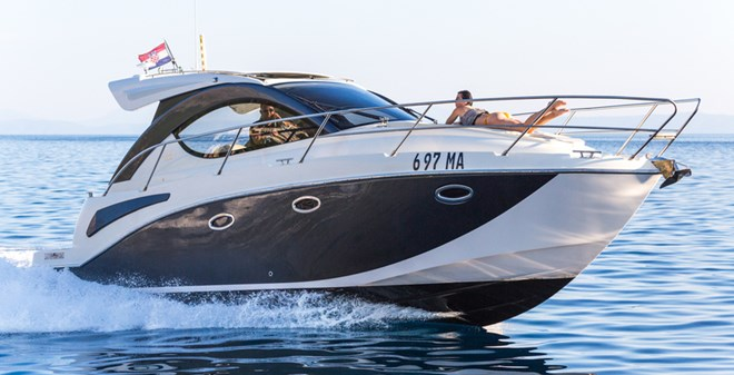 motor Pearlsea 31 HT