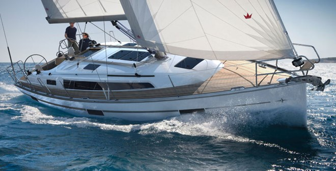 sail Bavaria 37 Cruiser new