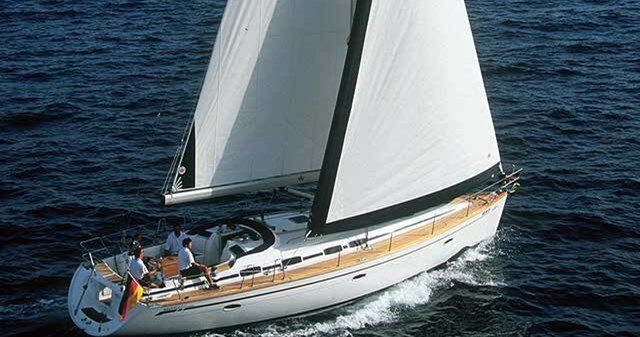 sail Bavaria 46 Cruiser