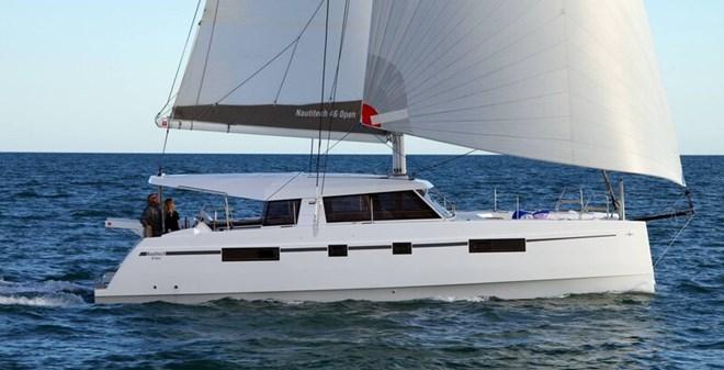 catamarans Nautitech Open 46