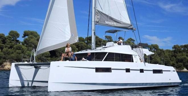 catamarans Nautitech 46 Fly