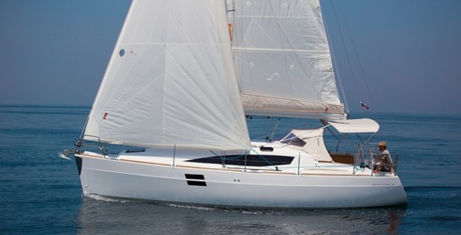 sail Elan 35 Impression