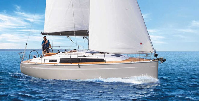 sail Bavaria 34 Cruiser New