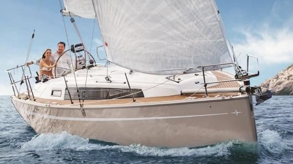 sail Bavaria 34 Cruiser - 2 cabins