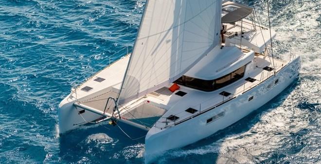catamarans Lagoon 52 - 6 cabins