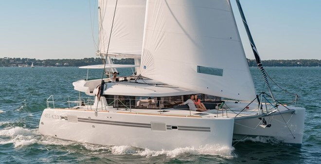 catamarans Lagoon 450 F