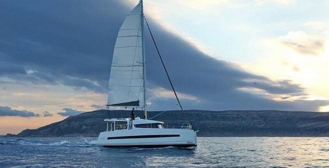 catamarans Bali 4.0 charter