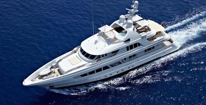 megayachts Feadship 127