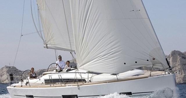 sail Dufour 412