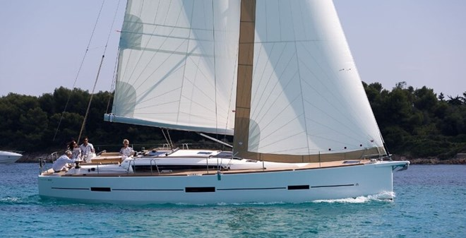 sail Dufour 460 owner