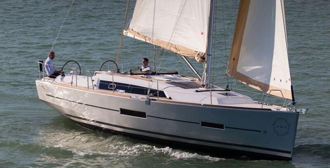 sail Dufour 382 GL