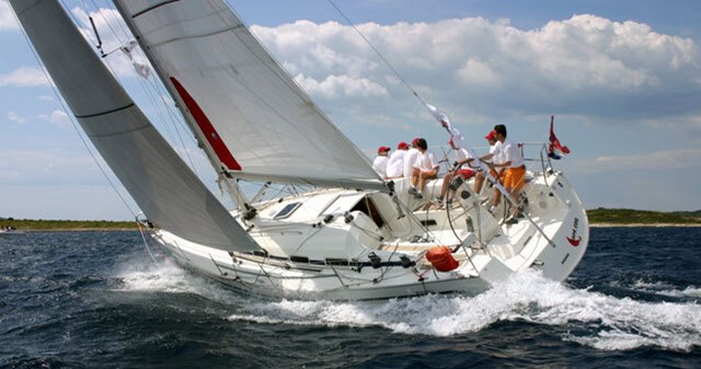 sail Bavaria 42 Match
