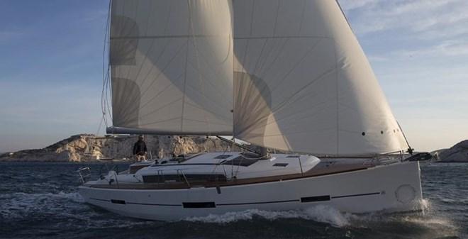 sail Dufour 410 GL