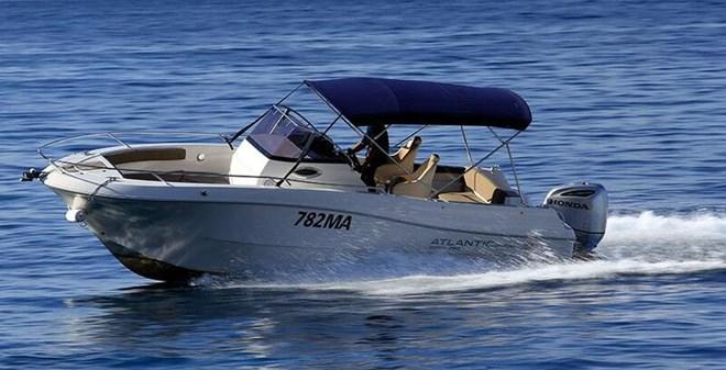 motor Atlantic Marine 750