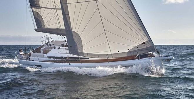 sail Jeanneau Sun Odyssey 440