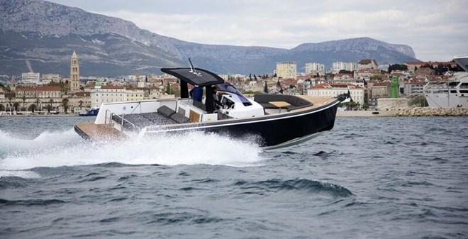 motor Fjord 36 Open