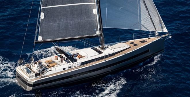 sail Beneteau Oceanis 62