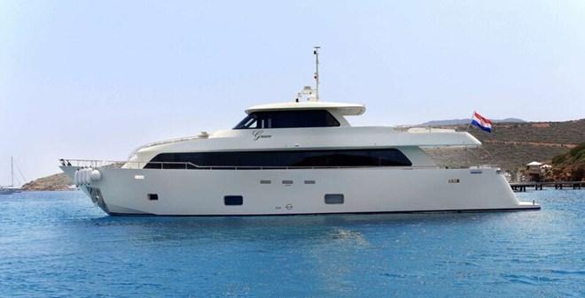 megayachts Aegean Yacht 28