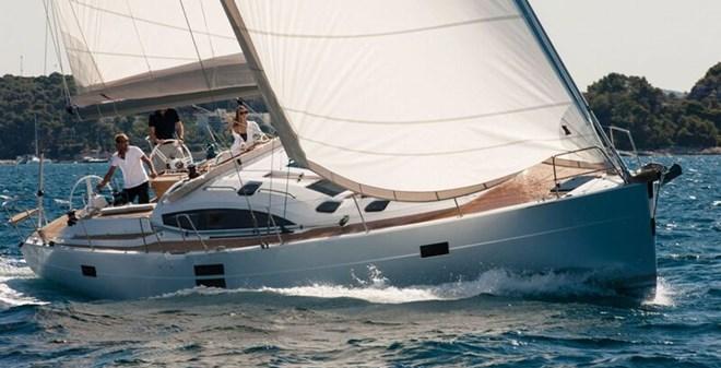 sail Elan 50 Impression 4 cabins