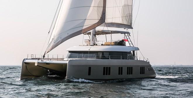 catamarans Sunreef 50 charter
